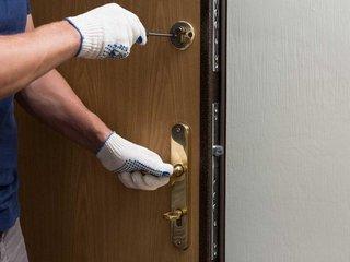 ремонт дверей металлических входных